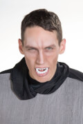 Vampir Gebiss Plastik orgi. STD, Vampir Kostüm Karneval/Halloween