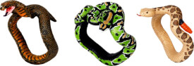 Arm-Schlangen Wild+Cool, sortiert