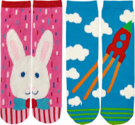 Magic Socks Osternest one size (Gr.26-36), sortiert