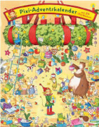 Pixi Adventskalender 2018: Adventskalender mit 22 Pixi-Büchern und 2 Maxi-Pixi, Taschenbuch, 576 Seiten, ab 3 Jahre