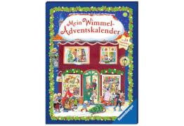 Ravensburger 43704 Mein Wimmel-Adventskalender