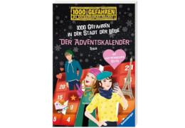 Ravensburger 52600 THiLO, Adventskalender - Stadt der Liebe