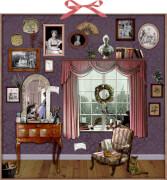 Weihnachten mit Jane Austen, Zettel-Adventskalender