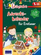 Ravensburger 36172 Adventskalender für Erstleser