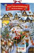 Mein Adventskalender - Mit 24 Lino-Büchern, Buch-Adventskalender