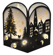 Maxi Adventskalender: Winternacht