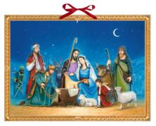 In der heiligen Nacht, Adventskalender