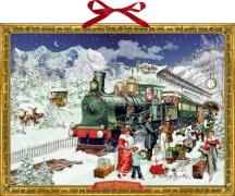Nostalgische Eisenbahn, Adventskalender