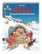 Drache Kokosnuss Adventskalender Buch