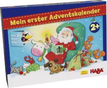 Haba Mein erster Adventskalender - Weihnachten auf dem Bauernhof