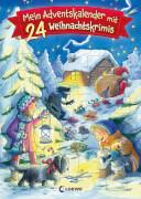 Loewe Avk.mit 24 Weihnachtskrimis