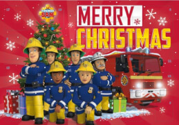 Fireman Sam Adventskalender