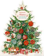 Adventskalenderbuttons Schöne Weihnachtszeit!