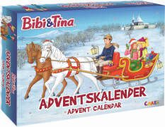 Adventskalender Bibi und Tina 2019