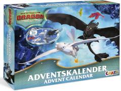 Adventskalender Dragons 3 2019