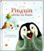 Pinguin allein zu Haus, Adventskalender-Buch