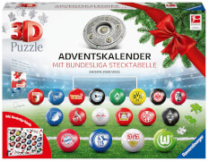 Ravensburger 11178 Bundesliga Adventskalender 2020