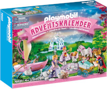 PLAYMOBIL 70323 Adventskalender ''Königliches Picknick im Park''