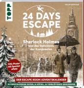24 DAYS ESCAPE - Sherlock
