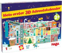 HABA Mein erster 3D-Adventskalender # In der Weihnachtsfabrik