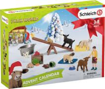 Schleich 98271 Adventskalender Farm World 2021
