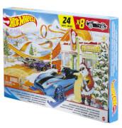 Mattel GTD78 Hot Wheels Adventskalender