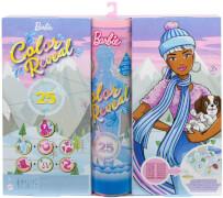Mattel HBT74 Barbie Color Reveal Adventskalender