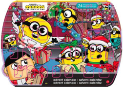 Mattel HBJ63 Minions Adventskalender