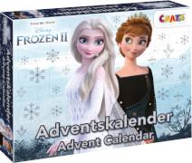 Craze Adventskalender FRO Frozen 2