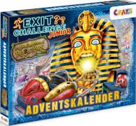 Craze Adventskalender Exit Challenge 2021