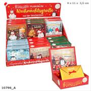 Depesche 10796 Weihnachtliche Soundbox