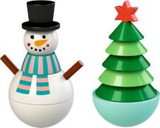 Mini-Balance-Spiel Weihnachtsgeschenke für Kinder, sortiert nicht frei wählbar