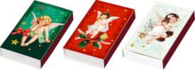 Sicherheitszündhölzer Weihnachtswunder, sortiert nicht frei wählbar