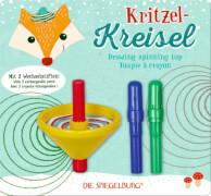 Kritzel-Kreisel Weihnachtsgeschenke für Kinder