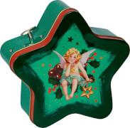 Plätzchendose mit Spieluhr Stille Nacht Weihnachtswunder