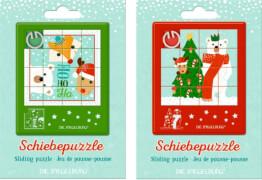 Schiebepuzzle Weihnachtsgeschenke für Kinder, sortiert nicht frei wählbar