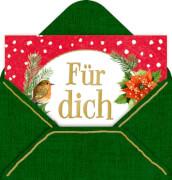 Mini-Briefchen Zauberhafte Weihnachten  Bastin sortiert