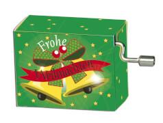 fridolin - Weihnachtsspieluhr - Jingle Bells