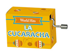 fridolin - Spieluhr - La Cucaracha - World-Hits 2