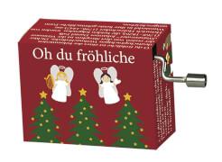 fridolin - Weihnachtsspieluhr - Edition 2 - Oh du fröhliche