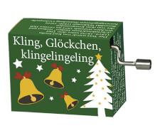 fridolin - Weihnachtsspieluhr - Edition 2 - Kling Glöckchen #