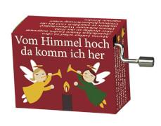 fridolin - Weihnachtsspieluhr - Edition 2 - Vom Himmel hoch #