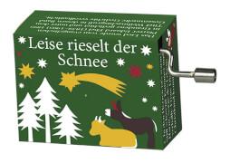 fridolin - Weihnachtsspieluhr - Edition 2 - Leise rieselt der Schnee
