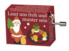 fridolin - Weihnachtsspieluhr - Edition 2 - Lasst uns froh und munter sein