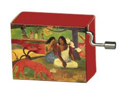 fridolin - Spieluhr - Papillon - Gaughin Frauen