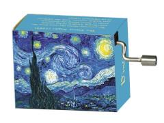 fridolin - Spieluhr - Blumenwalzer - Van Gogh Sternennacht