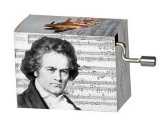 fridolin - Spieluhr - Song of joy - Beethoven Motiv 1