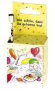 fridolin - Spieluhr - Wie schön, dass du geboren bist - Zuckowski