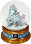 Glas-Schneekugel Drei Haselnüsse für Aschenbrödel
