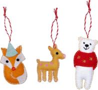 Mini-Deko-Anhänger Weihnachtsgeschenke für Kinder, sortiert nicht frei wählbar